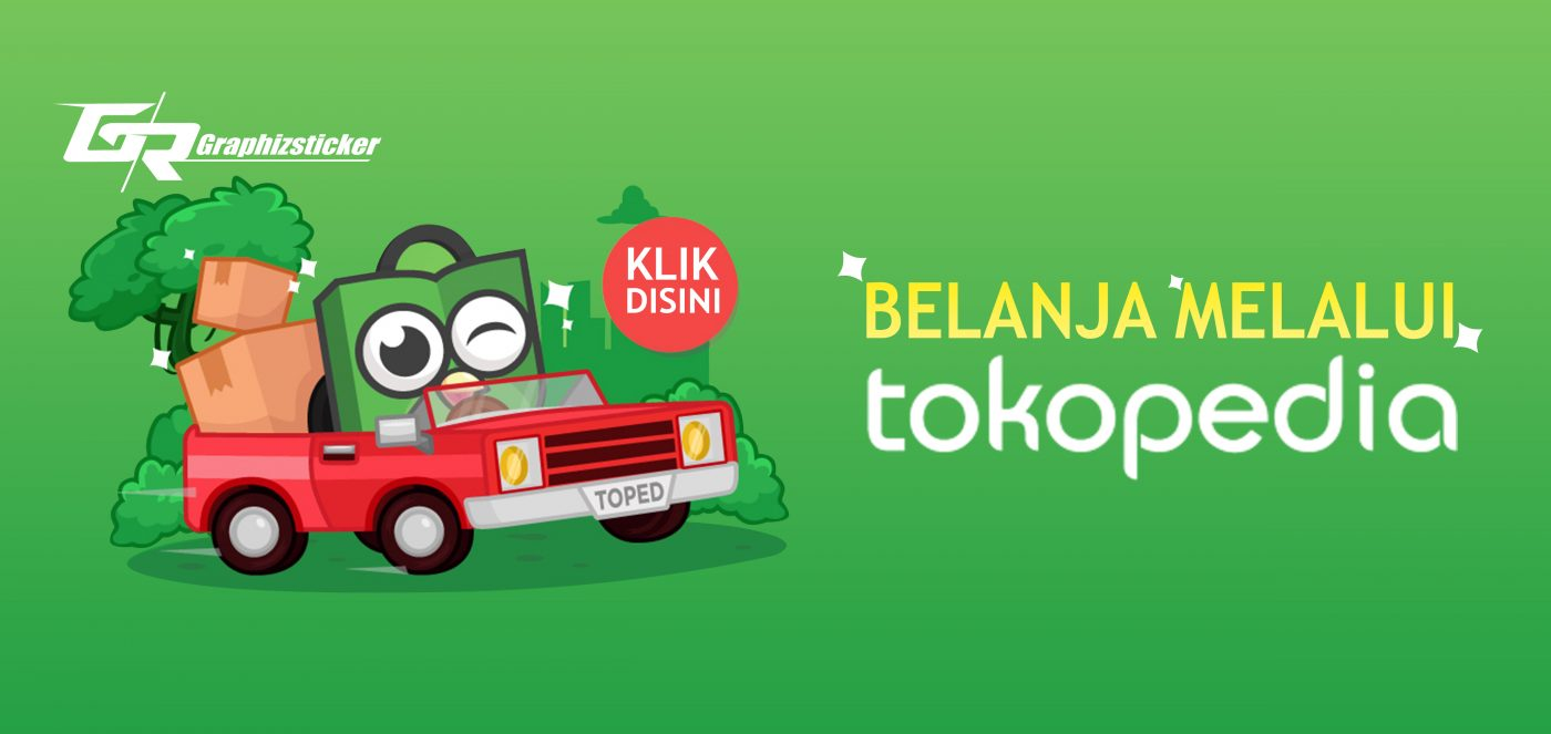 graphizsticker tokopedia